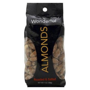 Wonderful Pistachios Wonderful Roasted & Salted Almonds 7 oz
