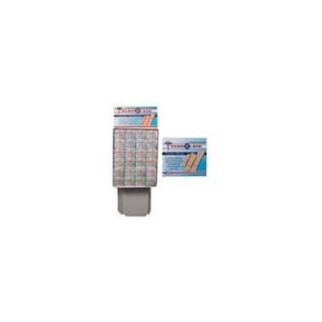 Ddi 50 Count Adhesive Bandage In Display(Case of 144)