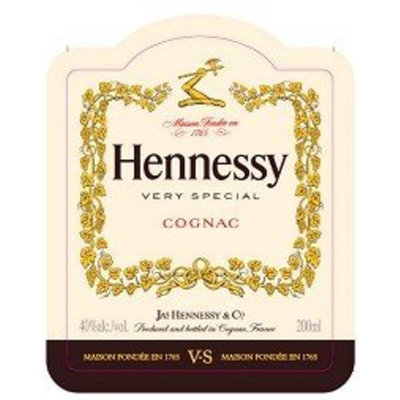 DIAGEO Hennessy Cognac Vs 200ML