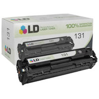 LD Remanufactured Replacement for Canon 6272B001AA (131) Black Laser Toner Cartridge for use in Canon ImageClass LBP7110Cw, and MF8280Cw Printers