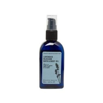 Naturopathica Lavender Blossom Bath & Body Oil - 4.20 Fl Oz