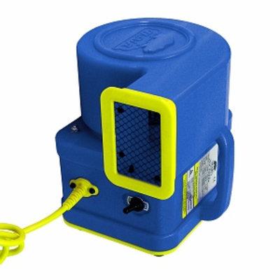 B-air B-Air Dryers CUB 1/4 HP ETL Approved Dryer Airmover, Blue, 1 ea