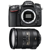 Nikon D7100 Digital SLR Camera Body with 18-200mm f/3.5-5.6G VR II DX ED AF-S Nikkor-Zoom Lens