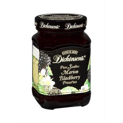 Dickinson's Pure Seedless Marion Blackberry Preserves