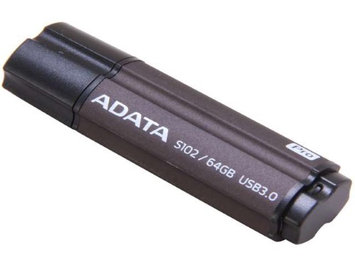 ADATA S102 Pro Advanced 64GB USB 3.0 Flash Drive