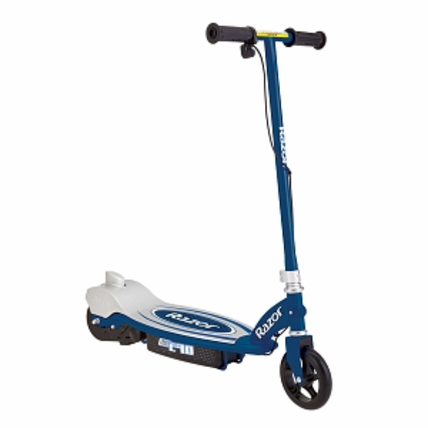 Razor E90 Electric Scooter, Blue, 1 ea
