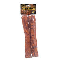 Savory Prime Pet Treats Savory Prime 2-Pack Retriever Roll, 10-Inch, Beef