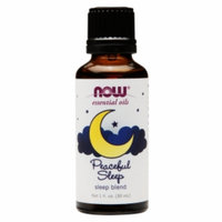 NOW Essential Oils Peaceful Sleep Blend, 1 fl oz