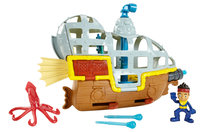 Fisher Price Jake and the Never Land Pirates - Submarine Bucky's Never Sea Adventure