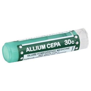 Ollois Homeopathic Medicine - Allium Cepa 30 C - 80 Pellets