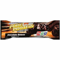 Us Nutrition : High Protein Bar Chocolate Deluxe Pure Protein