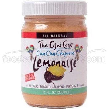 Ojai Cook B38976 Ojai Cook Cha Cha Chipotle Lemonaise -6x12oz