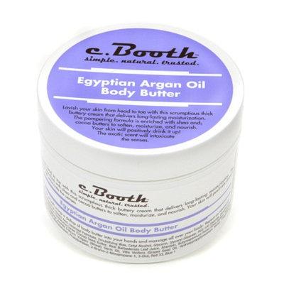 c. Booth Egyptian Argan Oil Body Butter