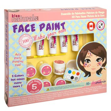 Kiss Naturals DIY Face Paint Kit