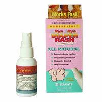 Seagate Bye Bye Diaper Rash (topical spray), 2-Ounce Bottles (Pack of 2)