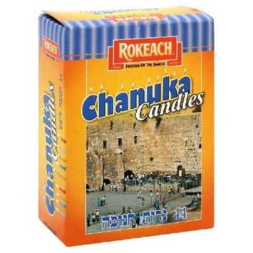 Rokeach Candle Chanukah (Pack of 50)
