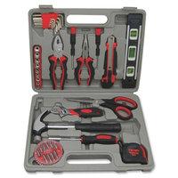 Genuine Joe GJO11963 42 Piece Tool Kit With Case Pack of 42