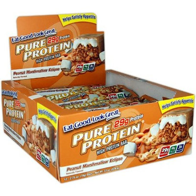 Worldwide Sport Nutrition Worldwide Sports Nutrition Pure Protein Bar, Blueberry Crumb Cake 2.75 oz