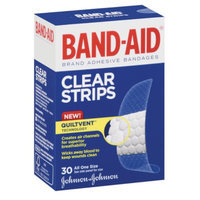 Band-Aid Clear Perfect Blend Clear Bandages
