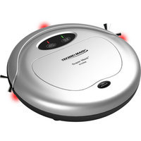 Techko Maid RV668-S Robotic Vacuum High Speed Sweeper and Mop Machine, Silver