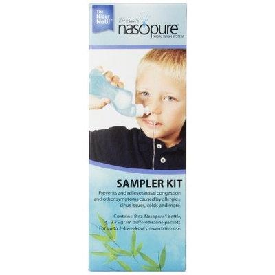 Nasopure Sampler Kit with 8 ounce bottle