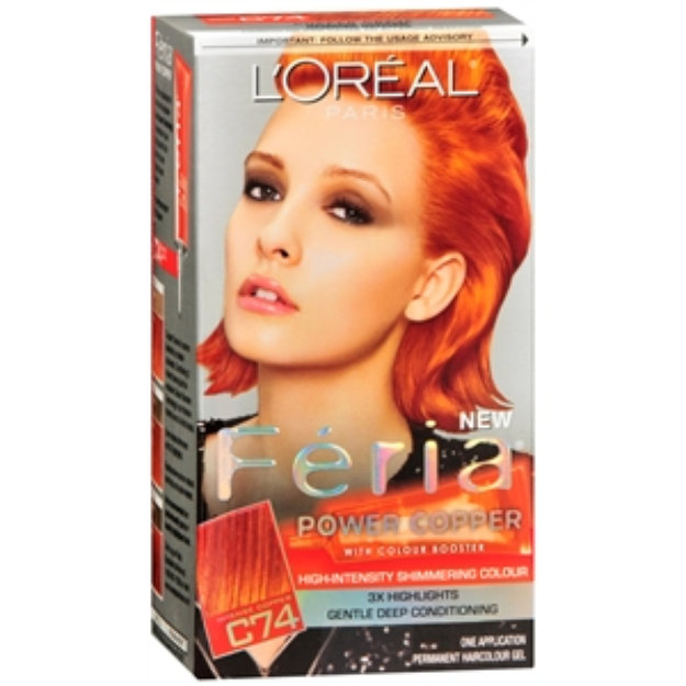 Loral Paris Feria Loral Paris Feria Power Copper High Intensity