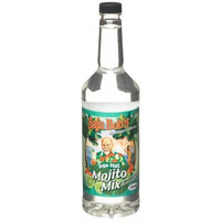 Baja Bob's Baja Bob Mojito Mix, Sugar Free, 32-Ounce Bottle (Pack of 3)