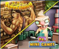 3,2,1? SuperCrash! Minis + Dr. MiniGames Bundle DLC