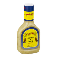 Wos-Wit Sweet & Sour Dressing