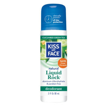 Kiss My Face Liquid Rock Deodorant Roll-On