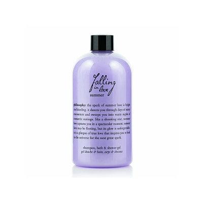 philosophy falling in love summer shampoo