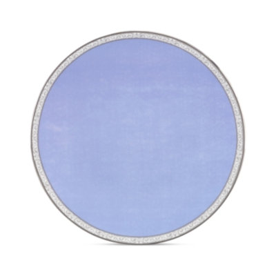 Marchesa By Lenox Marchesa by Lenox Dinnerware, Sapphire Plume Accent Plate