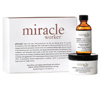 philosophy the miracle worker miraculous anti-aging retinoid pads and solution