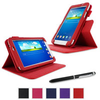 rooCASE Samsung Galaxy Tab 3 7.0 Case - Dual View Multi-Angle Stand Tablet 7-Inch 7