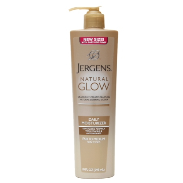 Jergens Natural Glow Daily Moisturizer Fair/Medium