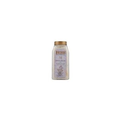 Masada Dead Sea Mineral Herb Spa Salts, Stress Relief 2 lb