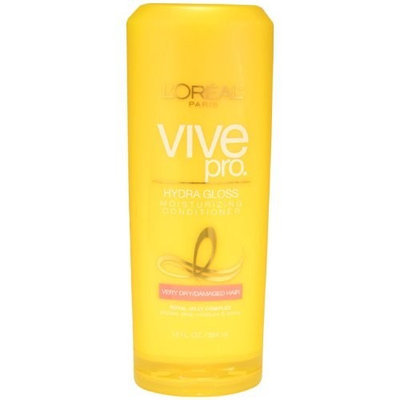 L'Oréal Paris Vive Pro Hydra Gloss Conditioner, Very Dry/Damaged Hair