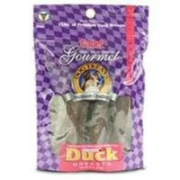Ims Pet Industries Cadet Gourmet Duck Breasts Resealable Bag 8oz