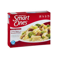 Weight Watchers Smart Ones Classic Favorites Creamy Rigatoni with Broccoli & Chicken
