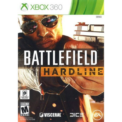 Electronic Arts Battlefield: Hardline (Xbox 360) - Pre-Owned