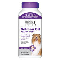 21st Century Alaska Wild Salmon Oil Dog Softgel