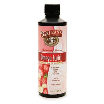 Barlean's Organic Oils Omega Swirl Omega-3 Flax Oil Supplement