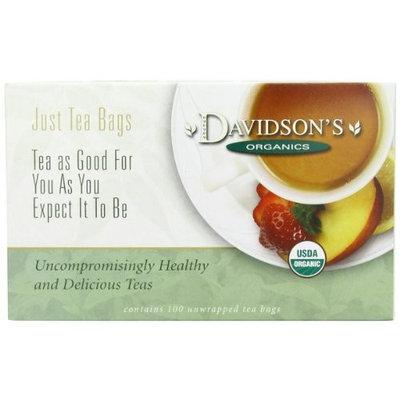 Davidson's Tea Davidson's Organic Tea South African Rooibos, 100-Count Tea Bags, 5.29oz