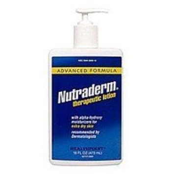 Nutraderm Advanced Formula Therapeutic Lotion 16 Fl Oz