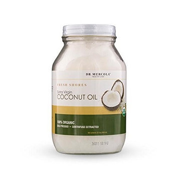 Dr. Mercola: Coconut Oil 32 oz