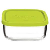 Bormioli Rocco Frigoverre Multi 25.5 oz. Medium Square Glass Bake and