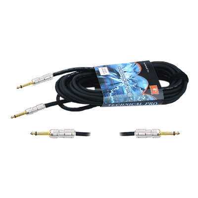 Technical Pro 50' .25 in. to .25 in. Speaker Cables