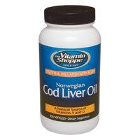 Vitamin Shoppe COD LIVER OIL