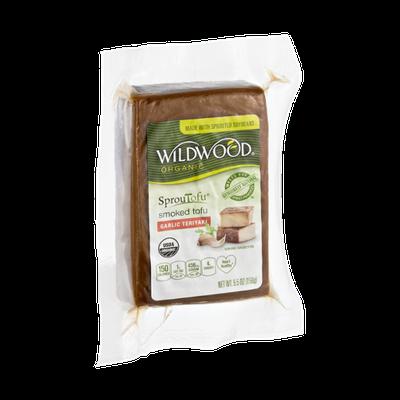 Wildwood Organic SprouTofu Garlic Teriyaki Smoked Tofu