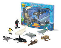 Wild Republic Eco Expedition Ocean Dive Moveable Playset